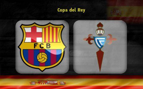 Nhận định Barcelona vs Celta Vigo, 03h30 ngày 12/01: Khó có bất ngờ