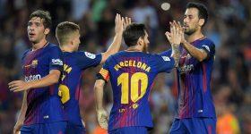 """Sau vòng 20 La Liga: """"Nộp"""" cúp cho Barca; Real tái sinh muộn màng"""