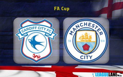Nhận định Cardiff City vs Man City, 23h00 ngày 28/01: Sân nhà cũng khó