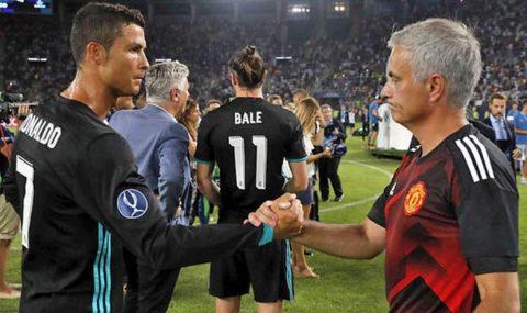 Điểm tin chiều 16/01: Mourinho chặn đường về M.U của Ronaldo