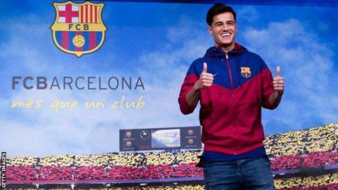 """""""Bom tấn"""" Coutinho sẽ đá ở đâu trong đội hình Barcelona?"""