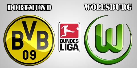 Nhận định Dortmund vs Wolfsburg, 00h00 ngày 15/1: Vàng đen trở lại