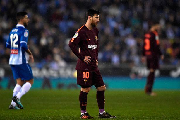Barcelona và cú sảy chân bất ngờ nhưng cần thiết