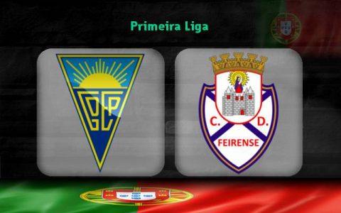 Nhận định Estoril vs Feirense, 4h00 ngày 09/01: Cơ hội thoát thân