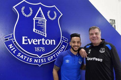 Điểm tin sáng 18/01: Walcott CHÍNH THỨC ra mắt Everton