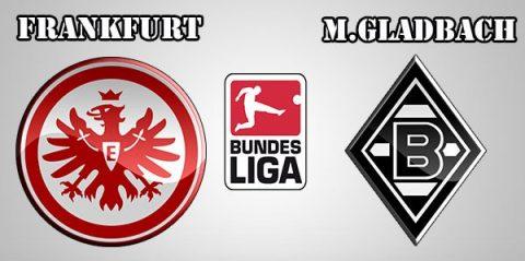 Nhận định Frankfurt vs Borussia M' gladbach, 2h30 ngày 27/01: Cuộc chiến top 4