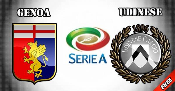 Nhận định Genoa vs Udinese, 21h00 ngày 28/01: Nỗi buồn sân nhà