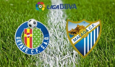 Nhận định Getafe vs Malaga, 3h00 ngày 13/01: Áp lực phải thắng