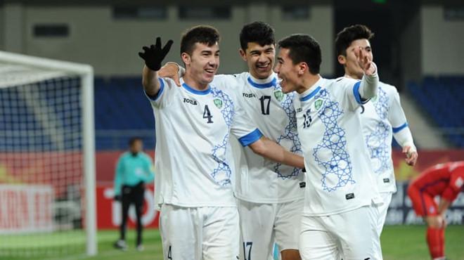 Những ngôi sao của U23 Uzbekistan được HLV Park đánh giá cao