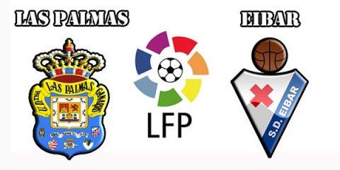 Nhận định Las Palmas vs Eibar, 00h30 ngày 07/01: Đội khách gặp khó