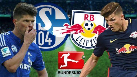 Nhận định Leipzig vs Schalke, 0h30 ngày 14/01: Trận đấu cân sức