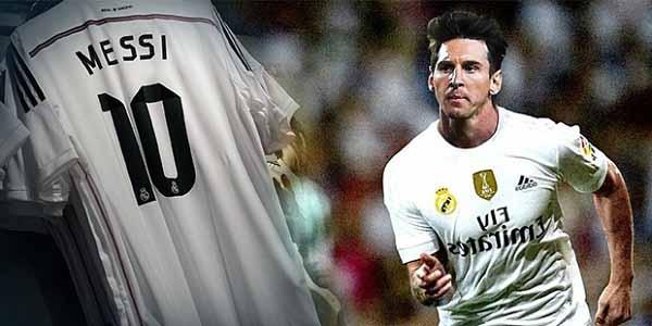 Vì Gareth Bale, Real bỏ lỡ cơ hội mua Messi