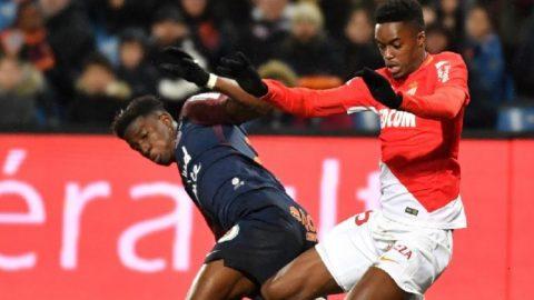 Hòa Montpellier, Monaco nguy cơ mất ngôi nhì