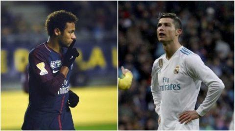 Real Madrid vs PSG: Ronaldo run rẩy trước Neymar siêu phàm