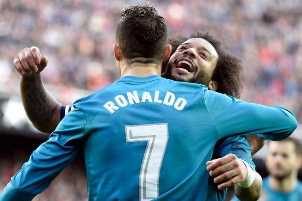 Ronaldo lập cú đúp phạt đền, Real diệt gọn bầy Dơi
