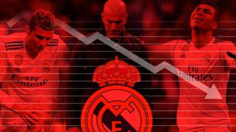 Real Madrid mùa này tệ hại như thế nào?