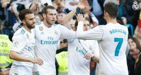 Real Madrid đại thắng và hi vọng về một cuộc tái sinh