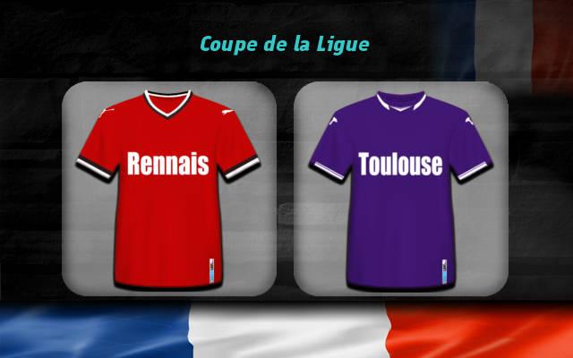 Nhận định Rennes vs Toulouse, 0h45 ngày 11/01: Cơ hội rõ ràng
