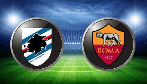 Nhận định Sampdoria vs AS Roma, 2h45 ngày 25/01: Rượt đuổi thứ hạng