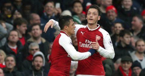 Man United có cơ hội lớn để mua Sanchez và Ozil