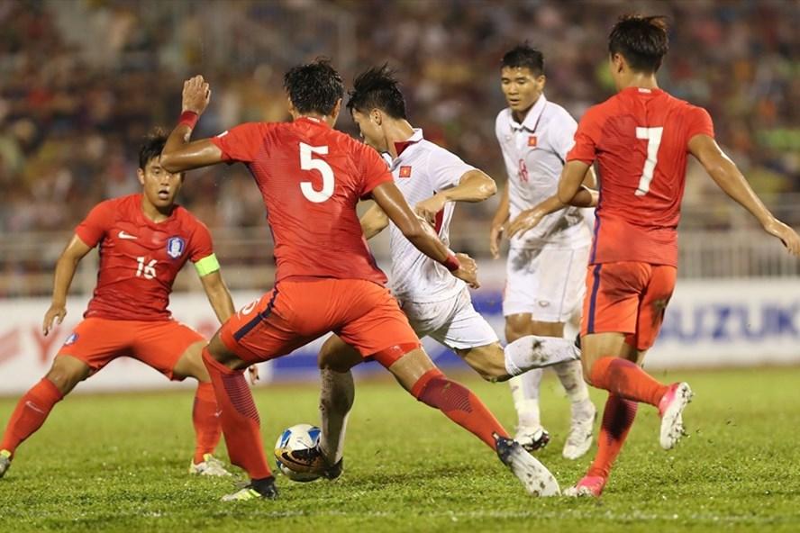 U23 Việt Nam – U23 Hàn Quốc: Đi tìm cơ hội mong manh!