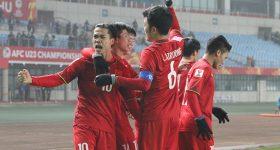 U23 Việt Nam tạo nên kỳ tích: Niềm tin vào chính mình