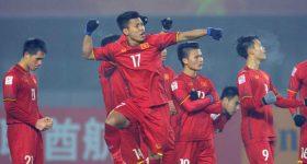 CHÍNH THỨC: Chốt lịch thi đấu bán kết của U23 Việt Nam