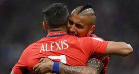 Chuyển nhượng 24/1: M.U nhờ Sanchez chèo kéo Vidal