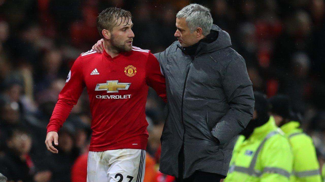 """Mourinho: """"Luke Shaw là hàng quý hiếm trong thời buổi hiện tại"""""""