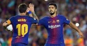 Chiến thắng 5 sao, Barca tiếp tục trên đỉnh bỏ xa các đối thủ
