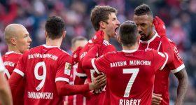 Sau vòng 19 Bundesliga: Cuộc dạo chơi của Hùm xám Bavaria