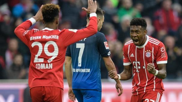 Loạt trận sớm vòng 20 Bundeliga: Bayern ngược dòng ngoạn mục