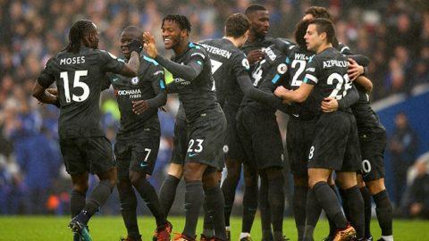 Chelsea thiệt quân nặng nề trước đại chiến với Arsenal