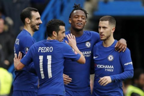 Hạ đẹp Newcastle, Chelsea tiến vào vòng 5 FA Cup