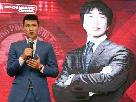 Mục tiêu của Công Vinh và HLV Miura là gì tại V-League 2018?