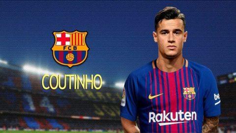 """CỰC NÓNG: """"Bom tấn"""" Coutinho chuẩn bị được kích nổ"""