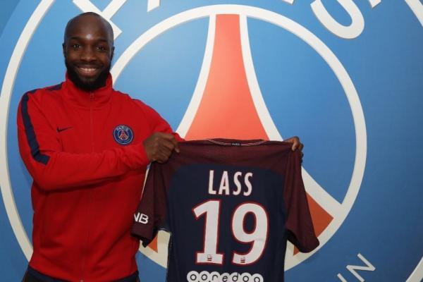 PSG CHÍNH THỨC sở hữu Lassana Diarra