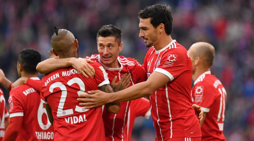 Trước vòng 18 Bundesliga: Hấp dẫn ngày trở lại