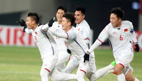 Lịch thi đấu của 8 đội bóng ở Tứ kết U23 Châu Á 2018
