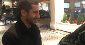 CỰC NÓNG: Mkhitaryan có mặt ở London, chuẩn bị ký hợp đồng với Arsenal