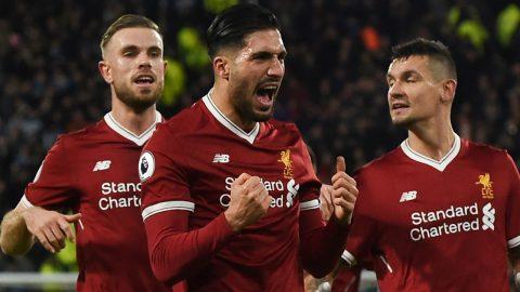 Thắng dễ Huddersfield, Liverpool áp sát TOP 3