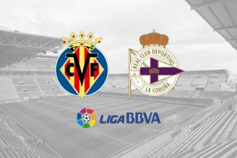 Nhận định Villarreal vs Deportivo, 00h30 ngày 8/1: Tận dụng lợi thế