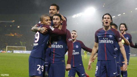 Di Maria tỏa sáng, PSG nhọc nhằn đánh bại Nantes