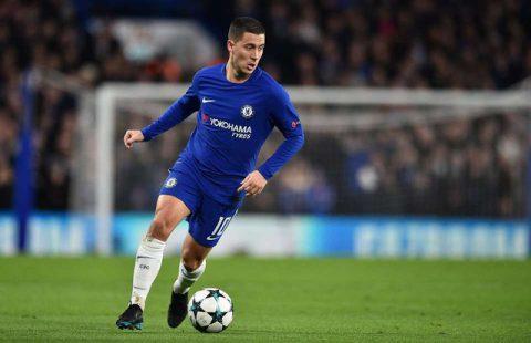 Điểm tin sáng 03/01: Real gác lại chuyện mua Hazard; Guardiola nổi đoá với FA