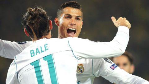 Ronaldo và Bale: Hy vọng cuối cùng của Real Madrid