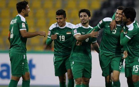 U23 Iraq: Đồng đều, kỹ thuật và…rất mạnh