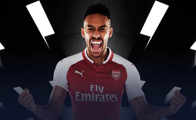Phá kỷ lục CLB, Arsenal CHÍNH THỨC sở hữu Aubameyang