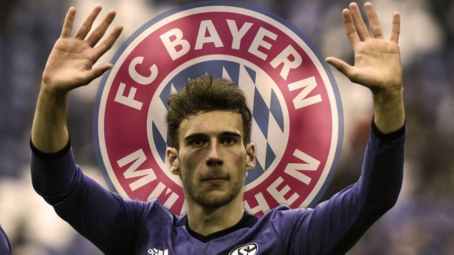 Bayern Munich CHÍNH THỨC có siêu tiền vệ Leon Goretzka