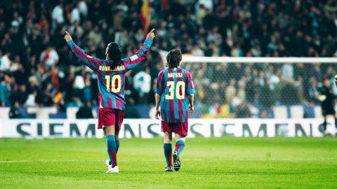 """Những dòng """"tâm thư"""" của Ronaldinho ngày chia tay bóng đá"""