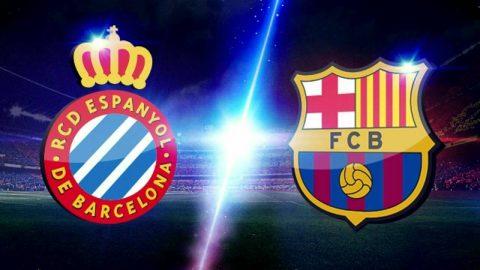 Nhận định Barcelona vs Espanyol, 3h30 ngày 26/01: Thận trọng không thừa